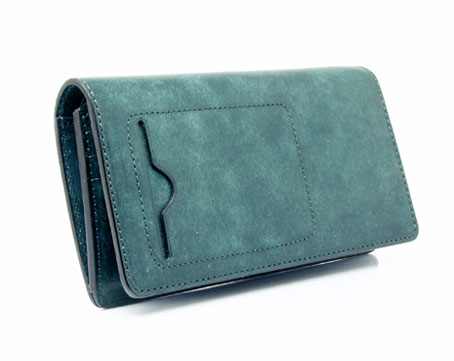 Land Long Wallet