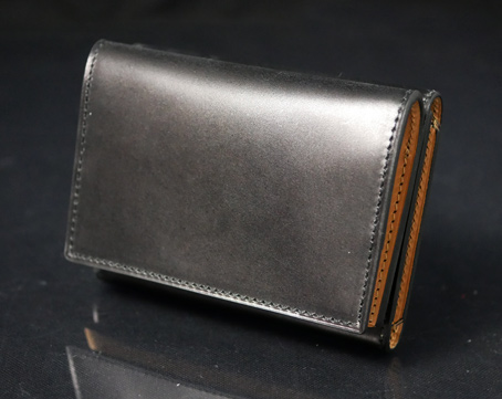 waterOil Cordovan Minimum Wallet