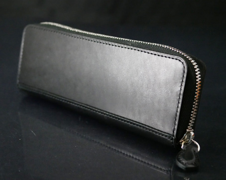 waterOil Cordovan Pencil case